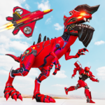 Raptor Robot Car Transform – Multi Robot Game  1.9 APK (MOD, Unlimited Money)