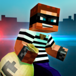 🚔 Robber Race Escape 🚔 Police Car Gangster Chase 3.9.2 APK (MOD, Unlimited Money)