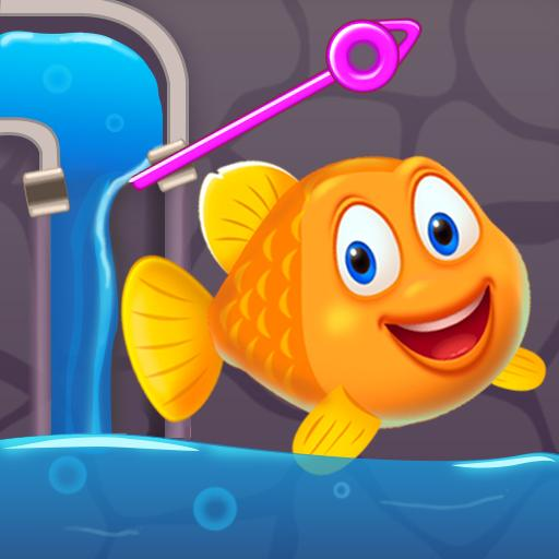 Save the Fish – Pull the Pin Game 10.7 APK (MOD, Unlimited Money)