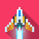Sky Wings: Pixel Fighter 3D  APK (MOD, Unlimited Money) 2.4.4