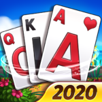 Solitaire Tripeaks Story – 2020 free card game 1.3.7 APK (MOD, Unlimited Money)