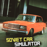 SovietCar: Simulator 6.8.1 APK (MOD, Unlimited Money)
