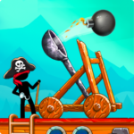 The Catapult: Clash with Pirates 1.3.2 APK (MOD, Unlimited Money)