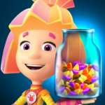The Fixies: Chocolate Factory Games for Girls Boys 1.6.0 APK (MOD, Unlimited Money)