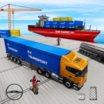 Transport Ship Euro Truck Cargo Transport Games 1.7 APK (MOD, Unlimited Money)