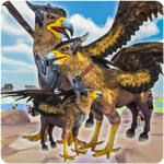 Wild Griffin Family Flying Eagle Simulator 2.0 APK (MOD, Unlimited Money)