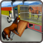 Wild Horse Zoo Transport Truck Simulator Game 2018 1.6 APK (MOD, Unlimited Money)