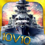 巔峰戰艦:10V10海戰對決 5.6.1 APK (MOD, Unlimited Money)