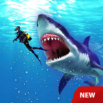Angry Shark Attack – Wild Shark Game 2019 1.0.13 APK (MOD, Unlimited Money)