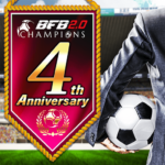 BFB Champions 2.0 ~Football Club Manager~ 3.8.0 APK (MOD, Unlimited Money)