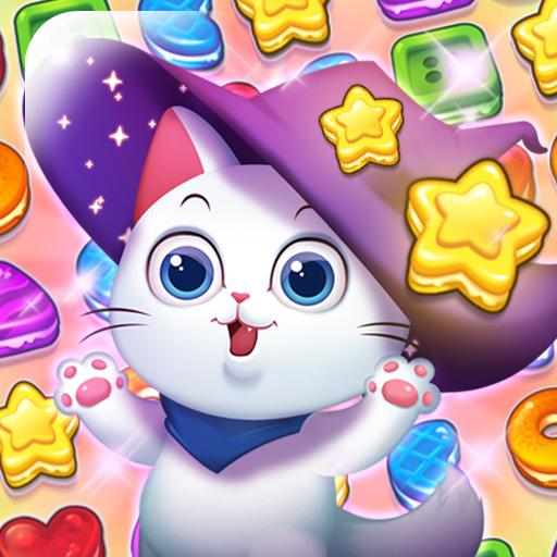 Best Cookie Maker Fantasy Match 3 Puzzle  1.6.0 APK (MOD, Unlimited Money)