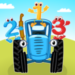 Blue Tractor Games for Toddlers 2 Years Old! Pre K Blue Tractor Games for Toddlers 2 Years Old! Pre K APK (MOD, Unlimited Money)