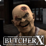 Butcher X – Scary Horror Game/Escape from hospital 1.9.7 APK (MOD, Unlimited Money)