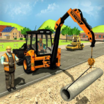 City Road Builder Construction Excavator Simulator 1.2 APK (MOD, Unlimited Money)