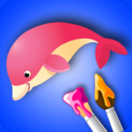 Coloring Book for Kids: Animal 2.1.1 APK (MOD, Unlimited Money)