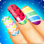 Doll Nail makeup : Fashion Girl games 2020 1.0 APK (MOD, Unlimited Money)