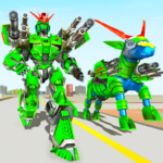 Goat Robot Transforming Games: ATV Bike Robot Game 1.5 APK (MOD, Unlimited Money)