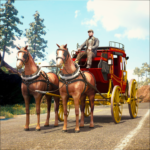 Horse Taxi City Transport: Horse Riding Games 1.1.4 APK (MOD, Unlimited Money)