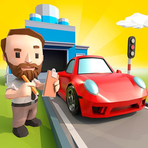 Idle Inventor – Factory Tycoon 0.5.0  APK (MOD, Unlimited Money)