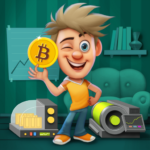 Idle Miner Simulator – Tap Tap Bitcoin Tycoon  APK (MOD, Unlimited Money)