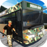 Indian Army Off-Road Bus Driver: Driving Simulator 1.6 APK (MOD, Unlimited Money)