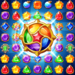 Jewels Mystery: Match 3 Puzzle  1.2.7 APK (MOD, Unlimited Money)
