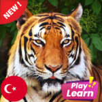Learn Animals in Turkish: Picture Quiz Play Game 7.02 APK (MOD, Unlimited Money)