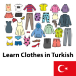Learn Clothes in Turkish 7.02 APK (MOD, Unlimited Money)
