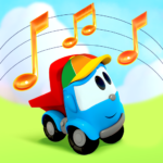 Leo the Truck: Nursery Rhymes Songs for Babies 1.0.55 APK (MOD, Unlimited Money)