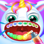 Little Unicorn Pet Doctor Dentist 1.4 APK (MOD, Unlimited Money)