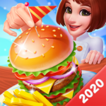 My Restaurant: Crazy Cooking Madness Game 1.0.9  APK (MOD, Unlimited Money)