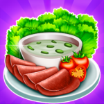 My Salad Shop Bar – Healthy Food Shop Cooking Game 1.1.1  APK (MOD, Unlimited Money)