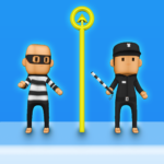 Pin Police: Pull the Pin & Catch the Thief 1.17 APK (MOD, Unlimited Money)