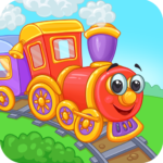 Railway: Train for kids 1.1.5 APK (MOD, Unlimited Money)