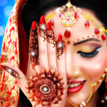 Royal Bridal Mehndi Designs Pedicure Manicure Spa 1.1.3 APK (MOD, Unlimited Money)