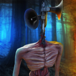 Siren Head Scary Horror Forest Story 1.2 APK (MOD, Unlimited Money)