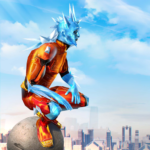 Snow Storm Superhero 1.1.3 APK (MOD, Unlimited Money)