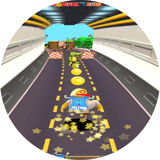 Subway sponge Run Super bob Adventure 3.0 APK (MOD, Unlimited Money)
