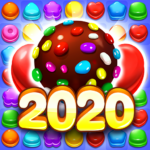 Sweet Candy Mania – Free Match 3 Puzzle Game 1.4.5  APK (MOD, Unlimited Money)