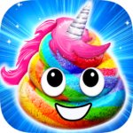 Unicorn Poop – Sweet Trendy Desserts Food Maker 1.5 APK (MOD, Unlimited Money)