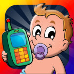 Baby Phone Game for Kids Free – Cute Animals 25.0 APK (MOD, Unlimited Money)