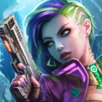 Battle Night Cyberpunk-Idle RPG  1.4.10 APK (MOD, Unlimited Money)