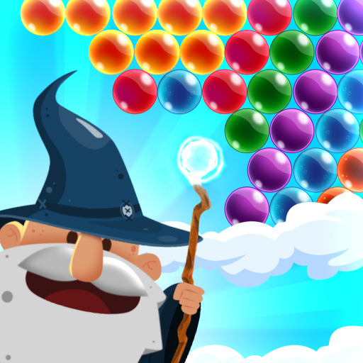 Bubble Shooter: Bubble Wizard, match 3 bubble game 1.19 APK (MOD, Unlimited Money)