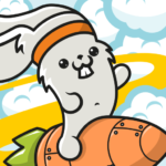 Bunny Goes Boom! Flying Game 🚀 1.1.23 APK (MOD, Unlimited Money)