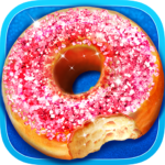 Glitter Donut – Trendy & Sparkly Food 1.3 APK (MOD, Unlimited Money)