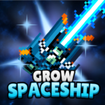 Grow Spaceship VIP – Galaxy Battle  5.4.0 APK (MOD, Unlimited Money)