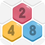 HexPop:Make number to 2048,Free Merge PuzzleGames 2.001 APK (MOD, Unlimited Money)