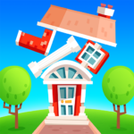 House Stack: Fun Tower Building Game 1.2_218 APK (MOD, Unlimited Money)