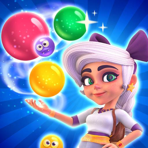 Huuuge Bubble Pop Story Varies with device APK (MOD, Unlimited Money)
