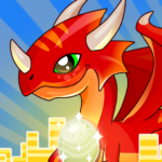 IDLE DRAGON WORLD:FUN GAME Varies with device APK (MOD, Unlimited Money)